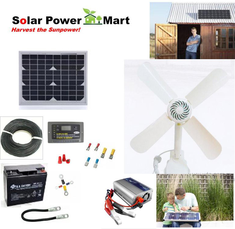 Solar power mart education solar diy kit solar training solar diy fan kit solutioingenieria Choice Image