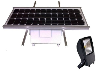 Solar Omega Floodlight