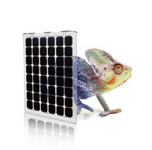 Double Glass Solar Panel