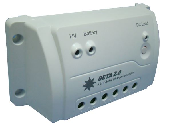 BETA 2.0 Solar Charge Controller