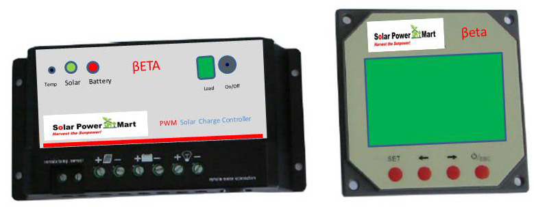 Beta Solar Charge Controller