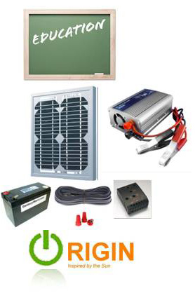 Solar power mart education solar diy kit solar training solar power generator solutioingenieria Image collections