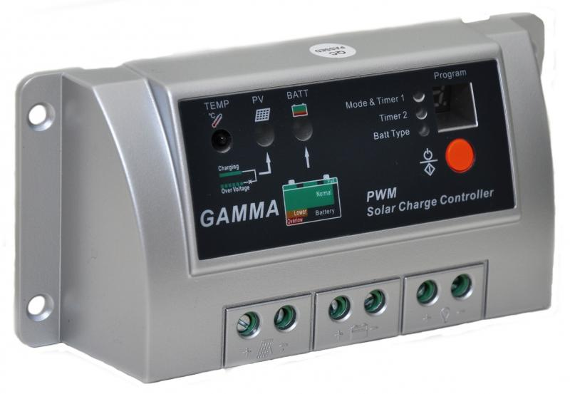 GAMMA 2.0 Solar Charge Controller