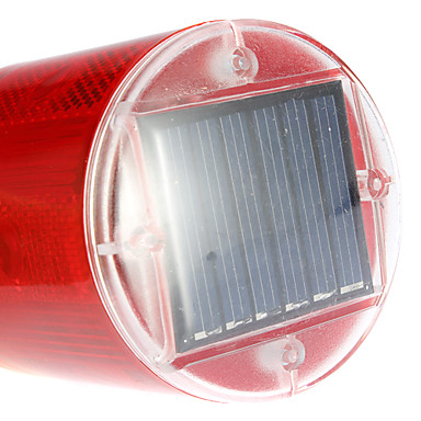 Solar LED Warning Light